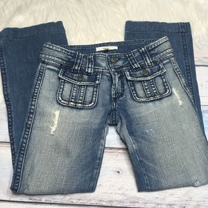 Fossil jeans size 0